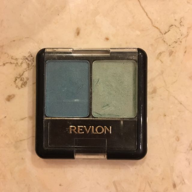 Revlon Duo Blue Eye Shadow 😍