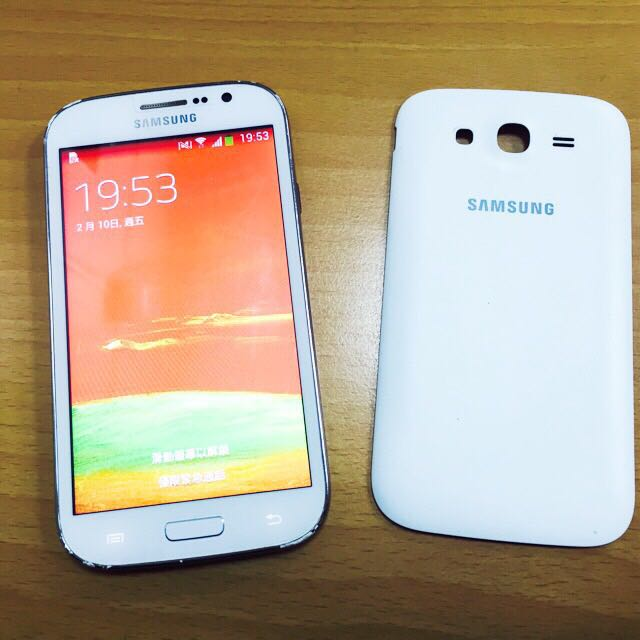 Samsung Galaxy Grand Neo (I9060)白