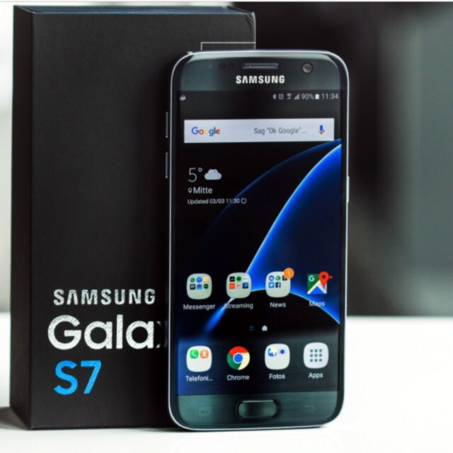 Samsung Galaxy S7 (BNIB) Negotiable