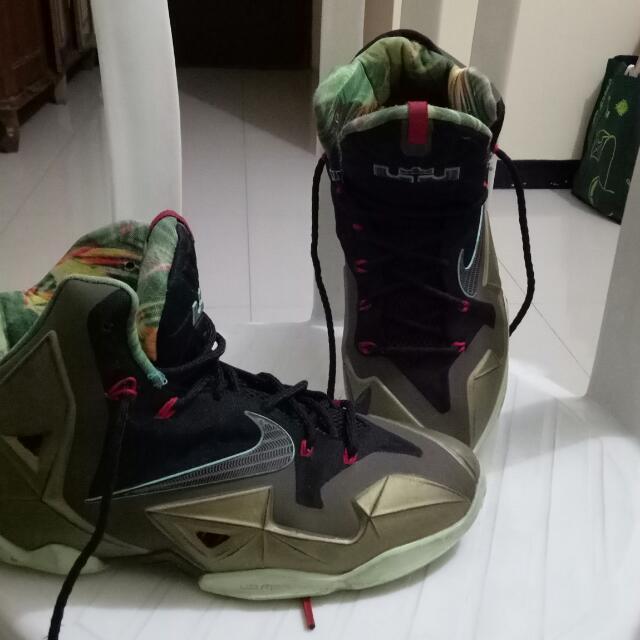 Sepatu Basket Sneaker Lebron XI