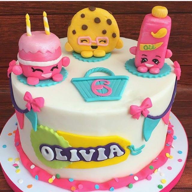 Shopkins Cake (1)
