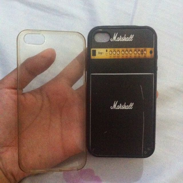 Softcase iPhone 5 dan Hardcase iPhone 4