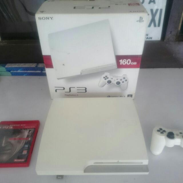 Sony PS 3 SLIM 160gb E3ODE