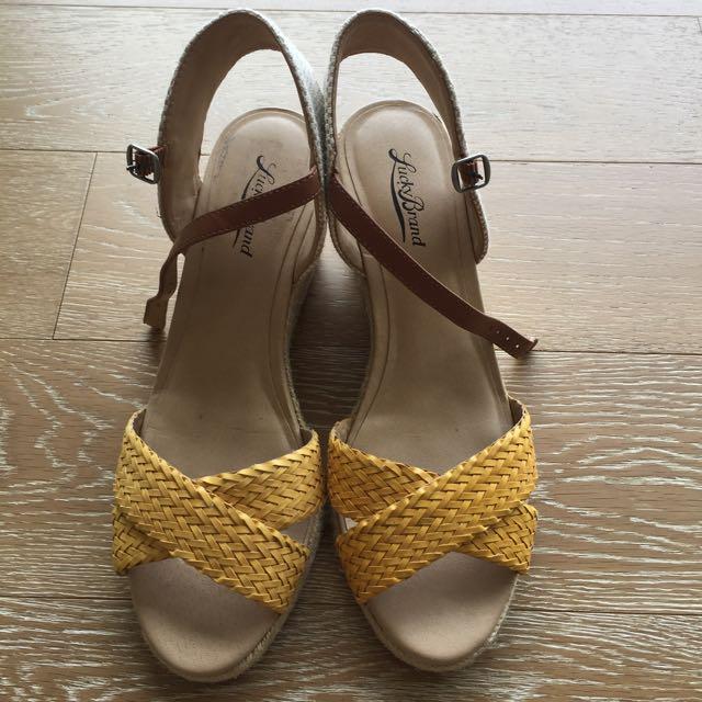 Summer Sandals Size 39
