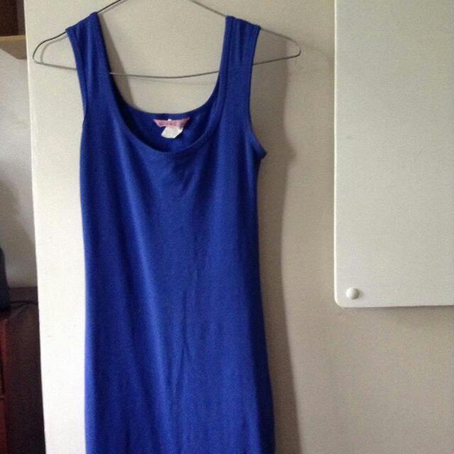 Supre Tight Maxi Dress