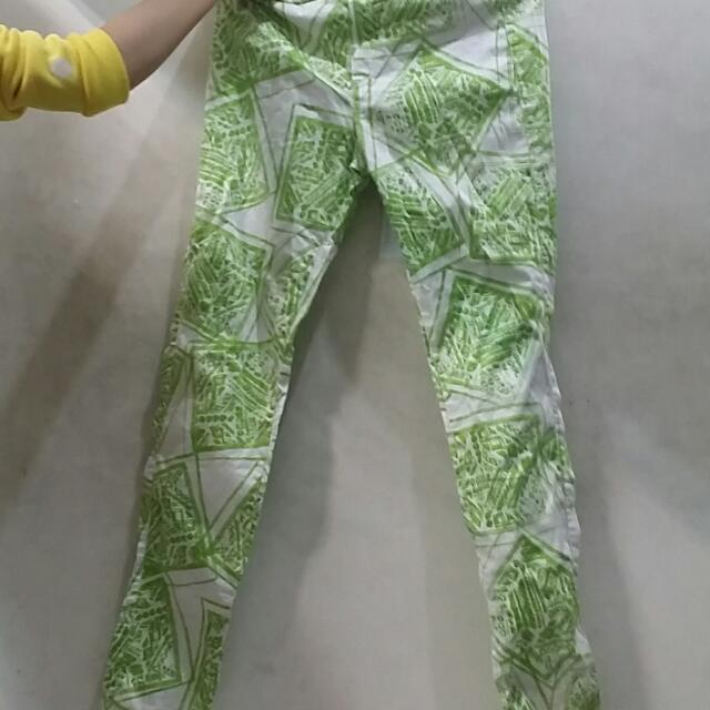 Uniqlo東南亞風褲子