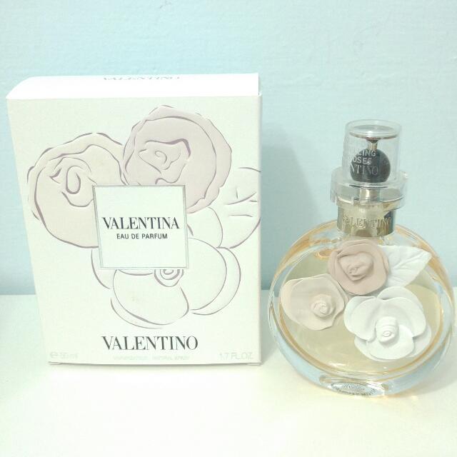 VALENTINO VALENTINA 瓦倫緹娜女性淡香精 香水 50ml