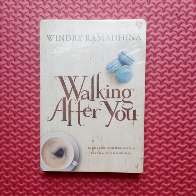 Walking After You [Gagasmedia]