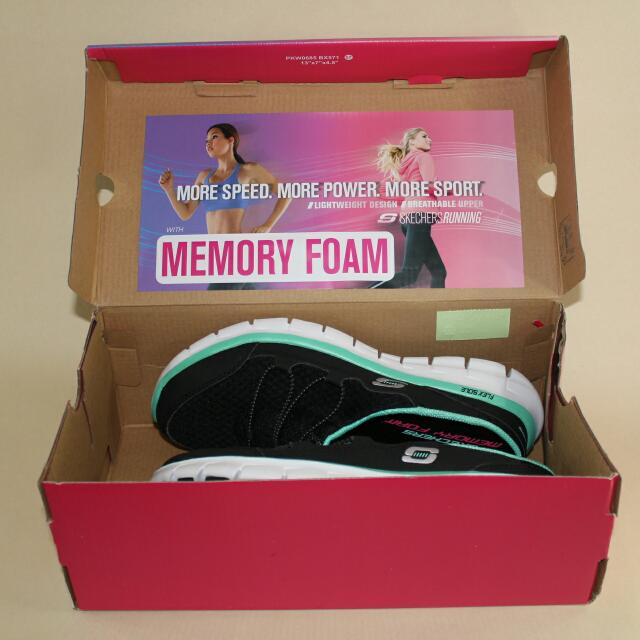 Womens Skechers Memory Foam