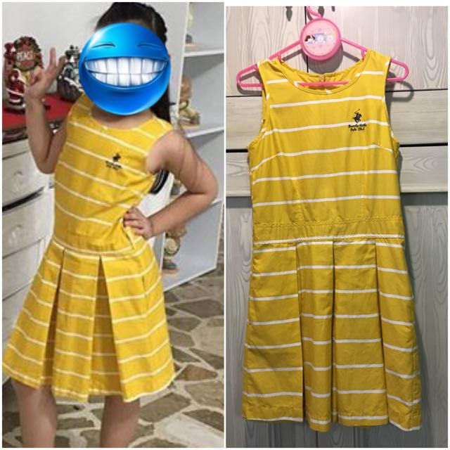 Yellow Dress Medium