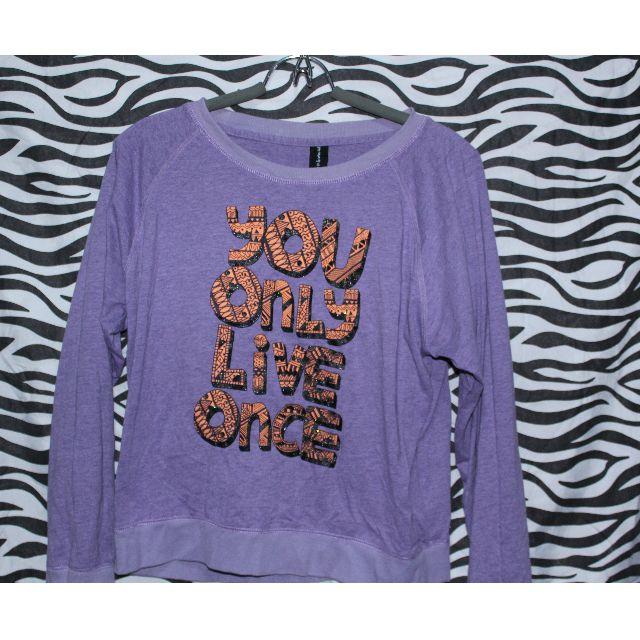 YOLO Sweater