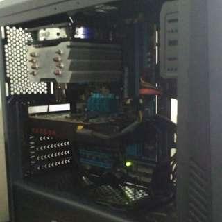 Komputer (paketan PC Gaming/PC Office)