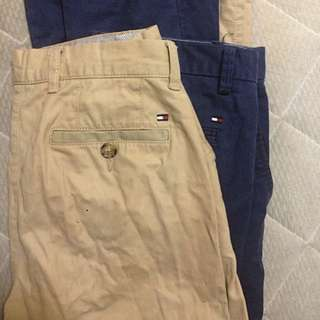 WTS TOMMY HILFIGER CHINOS PANTS
