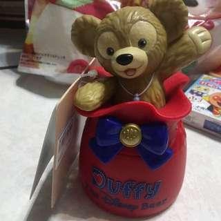 達菲熊造型收納盒 $500
