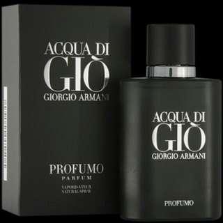 gio eau de parfume