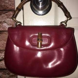 Authentic Gucci vintage bag