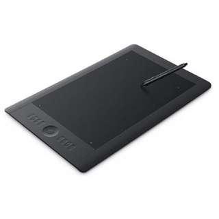 Intuos5 Pen & Touch 8x13 繪圖板-L 黑(筆/無線/觸控功能)PTH-850/K0-C