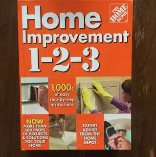 Home Improvement Book