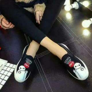 Baymax shoes