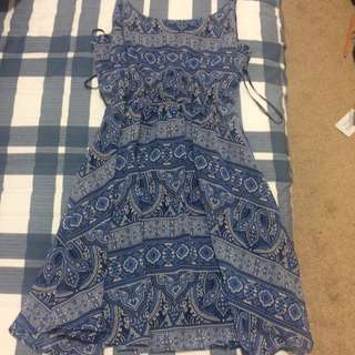 FOREVER 21 SPRING DRESS
