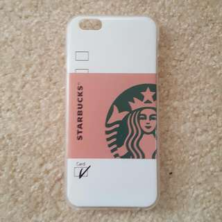 SALE IPHONE 6/6S Starbucks Cup Holder Case