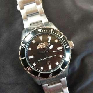 Armani Divers Watch