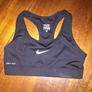 XS Nike Sports Bra
