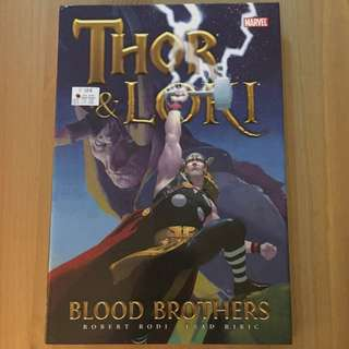 Thor & Loki: Blood Brothers (Marvel)