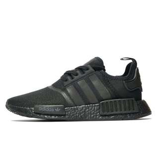 a716ed41a3267 Authentic Adidas NMD R1 Monochrome Triple Black