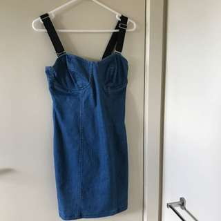 Ksubi Denim dress