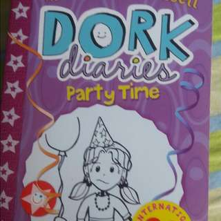 "Dork Diaries ""Party Time"""