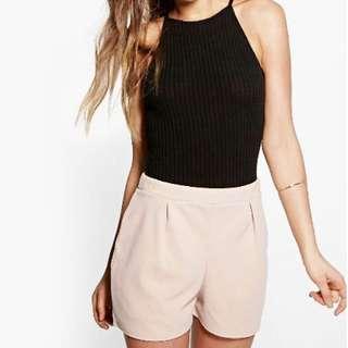 boohoo Smart Casual Shorts