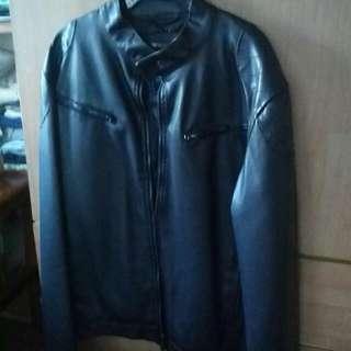 Authentic Leather Jacket US POLO ASSN. XL