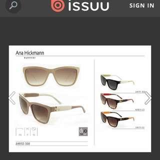 Authentic Ana Hickmann Sunglasses