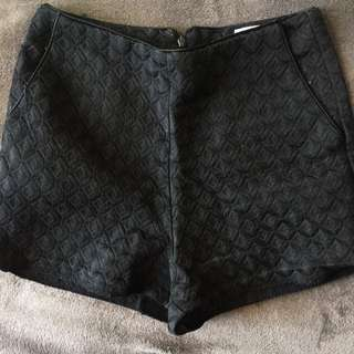 Size 8 High waisted Shorts