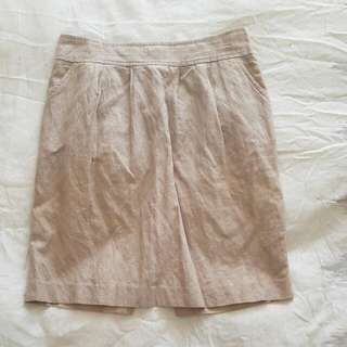 Size 8-10 Cotton Skirt - Free Postage