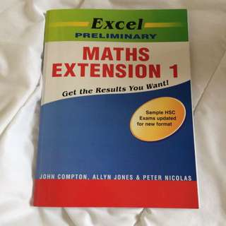 Excel Preliminary Math Extension 1