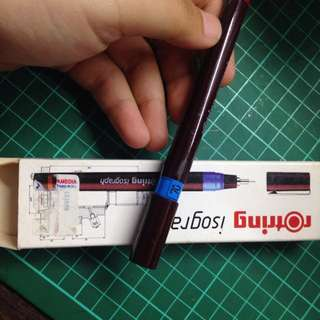 Rotring Isograph 0.7