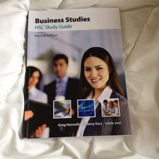 Business Studies HSC Study Guide