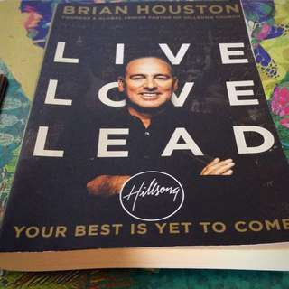 Live Love Lead - Brian Houston