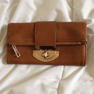 Sportsgirl Brown Wallet