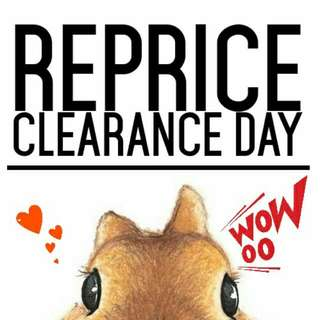 Clearance Day ❤