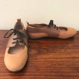 GAMINS Cut-out Brogues/lace-ups | Size 36