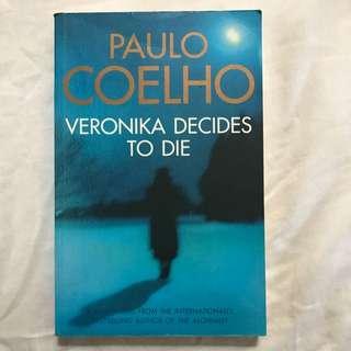 Veronica Decides To Die By Paulo Coelho