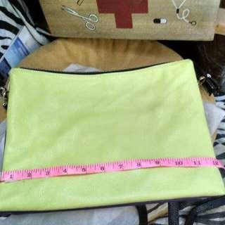 Lambskin Leather Bag $100