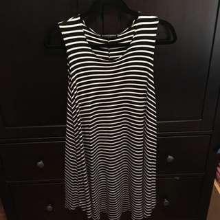Brandy Melville Stripped Dress