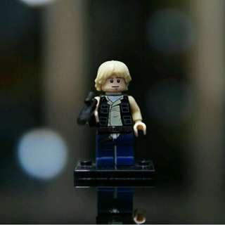 [INSTOCKS] STARWARS LEGO - HAN SOLO