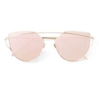 New Edit Eyewear Rosegold