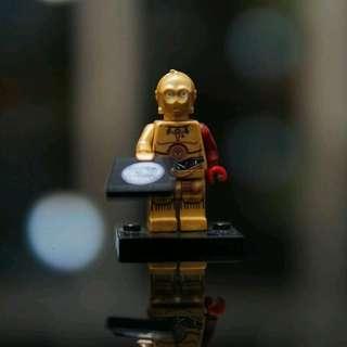 [INSTOCK] STAR WARS LEGO  - C-3PO