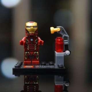 [INSTOCKS] AVENGERS LEGO - IRONMAN